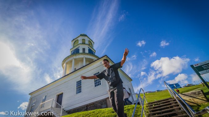 Glenn Knockwood, 34, wants to open a Parkour gym in the Halifax area/Photo by Stephen Brake