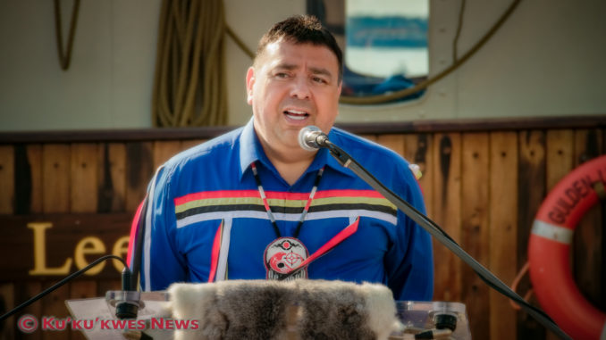 AFN Suspends NS/NL Vice-Chief While It Investigates